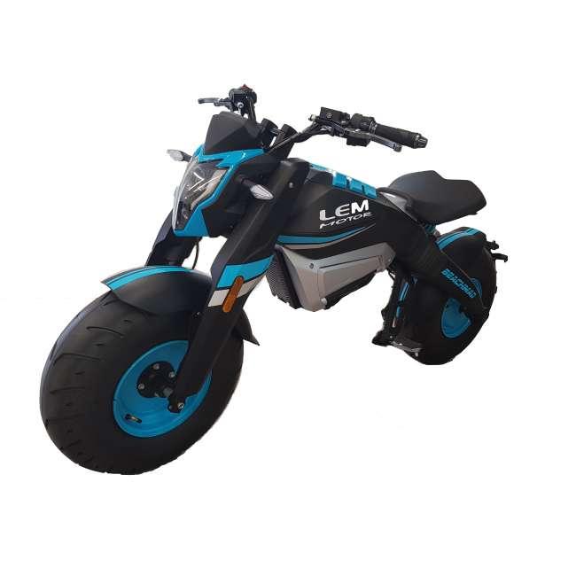 E-bike Cruiser 500w 48v