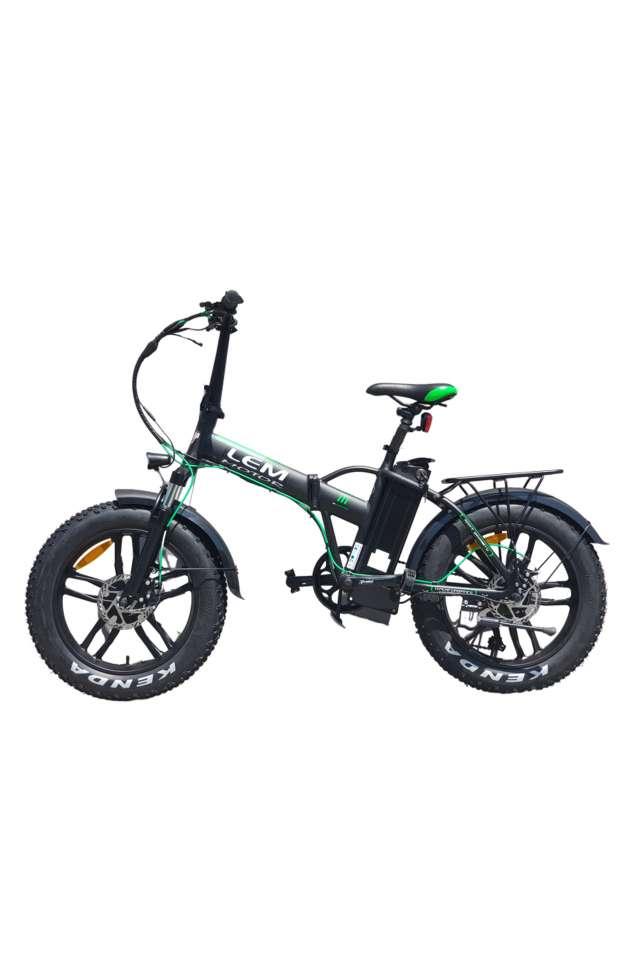 """E-bike """"Fat"""" Pieghevole 250w 48v"""