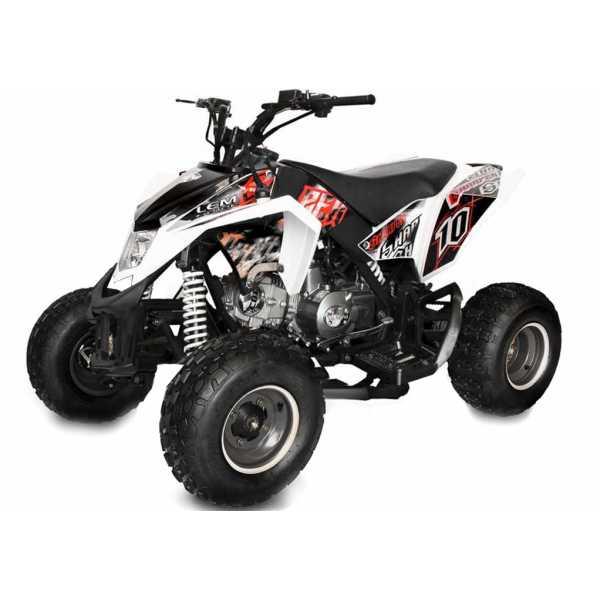 Quad Sharper 125cc